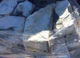 Naturstein zu Verkaufen – Diverse Größen insgesamt 17 Paletten
