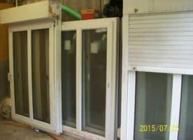 Hausfenster in verschiedenen Abmessungen, 3-fach-Verglasung