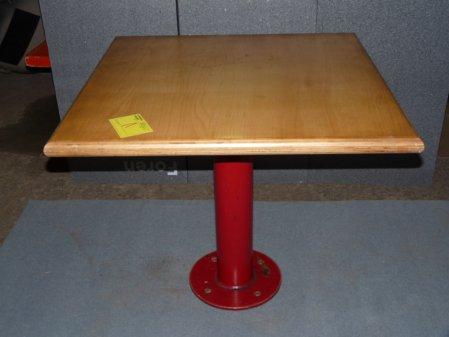 Tisch für Cafeteria, Werk-, Kunstraum, Speisesaal
