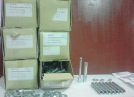 Würth Porenbetonanker WPA A 8 x 10 Stahl verzinkt