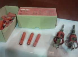 Ytong Potenbetondübel HGS 16, M6/15 + 2 x Werkzeug HGH 16