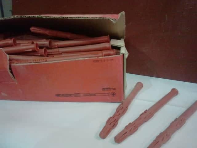 Kunststoff-Rahmendübel, universell,  HRD-UGT 14X160/90 (ohne Schraube)