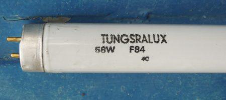Leuchtstoffröhre 58 W