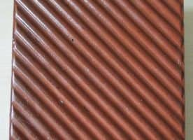 Bodenfliese Feinsteinzeug Industrie rutschgehemmt DDR