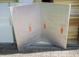 Purmo Faltjet 58 mm [H] x 2x1250 mm [L] x 800 mm [B] Wärme-Trittschall-Dämmbahn