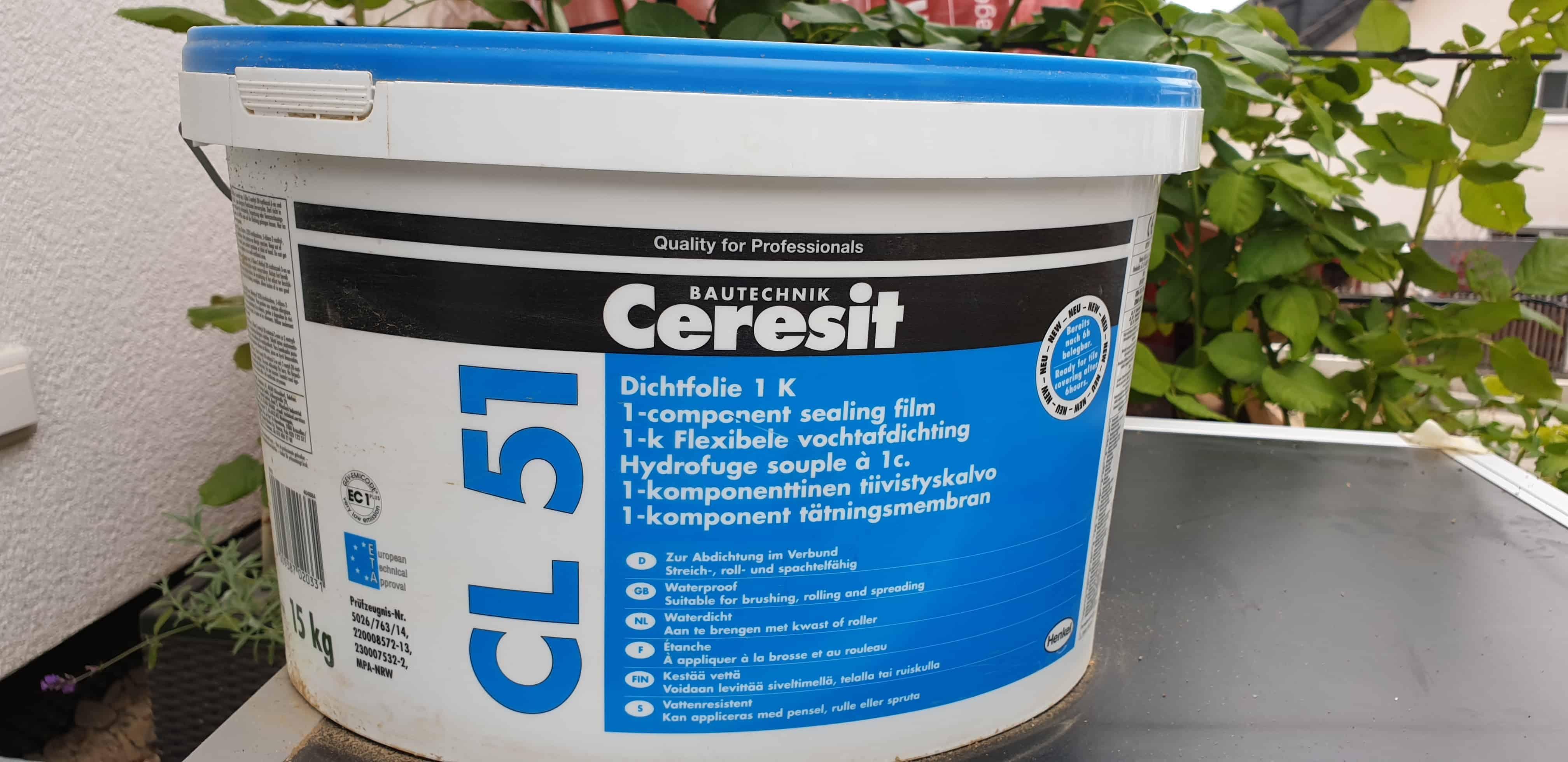 Ceresit CL51