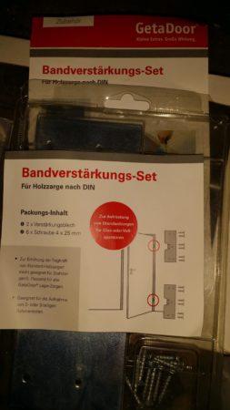Bandverstärkungs-Set
