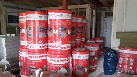Rockwool Klemmrock 035 160mm