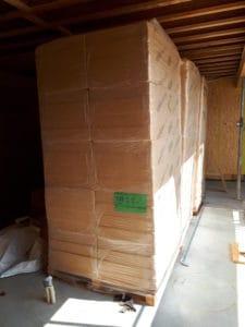 Steico Flex 036 120 mm 225 m2 Holzwolle 8 Paletten
