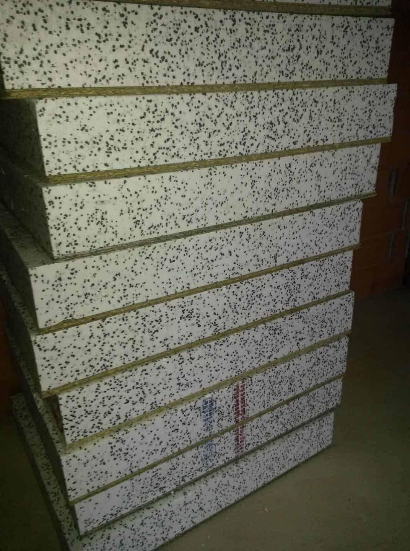 Dachbodendämmplatte 035 EPS für ca. 60m² auf Spanplatte NEU