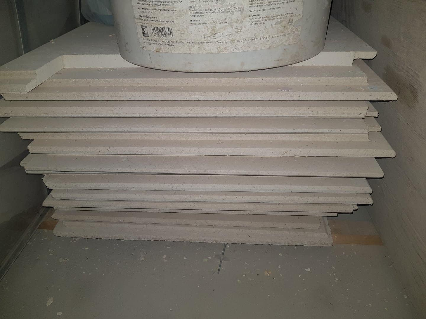 Knauf Brio 23 Estrich-Element 1200 x 600 x 23 mm