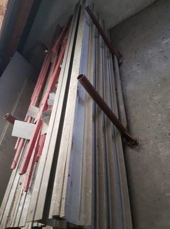 160er Deckenschalungsträger aus Alu