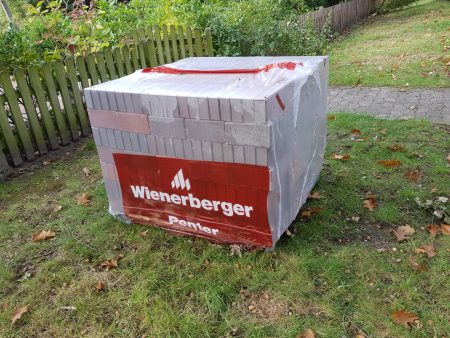 Wienerberger Penter Pflastersteinen (Klinker)