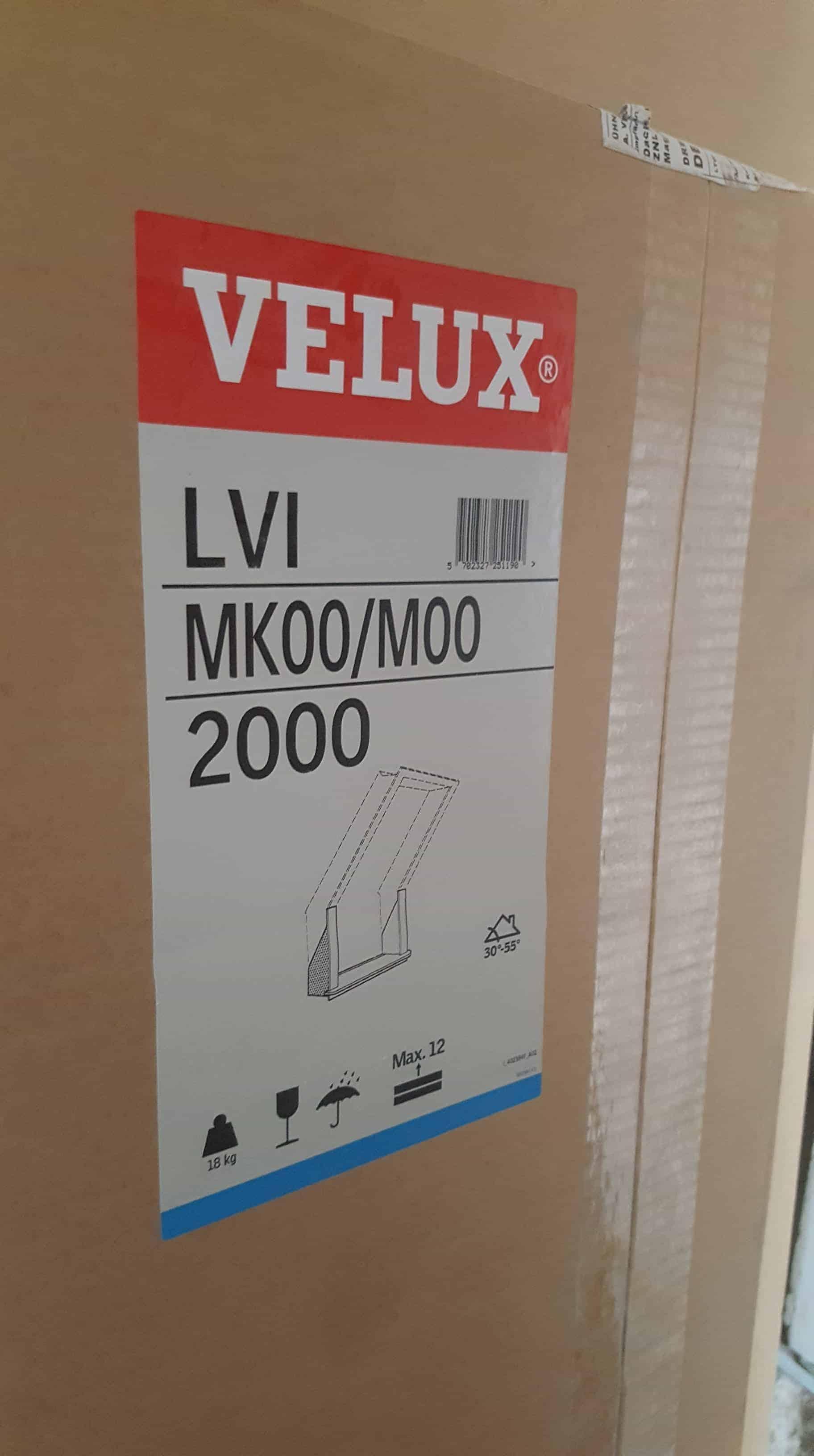 Innenfutter für VELUX Dachfenster LVI