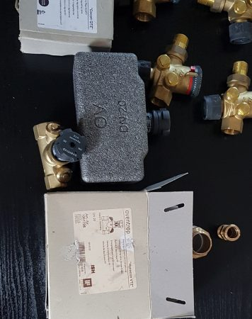 Sanitär Oventrop regulierventile Sanitär