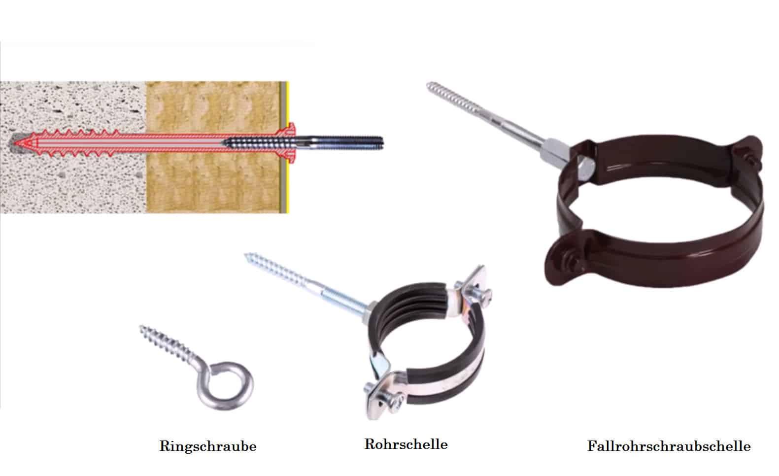 Dübel / Anker 12 x 130 mm für Porenbeton Gasbeton Ytong hochporöse Baustoffe