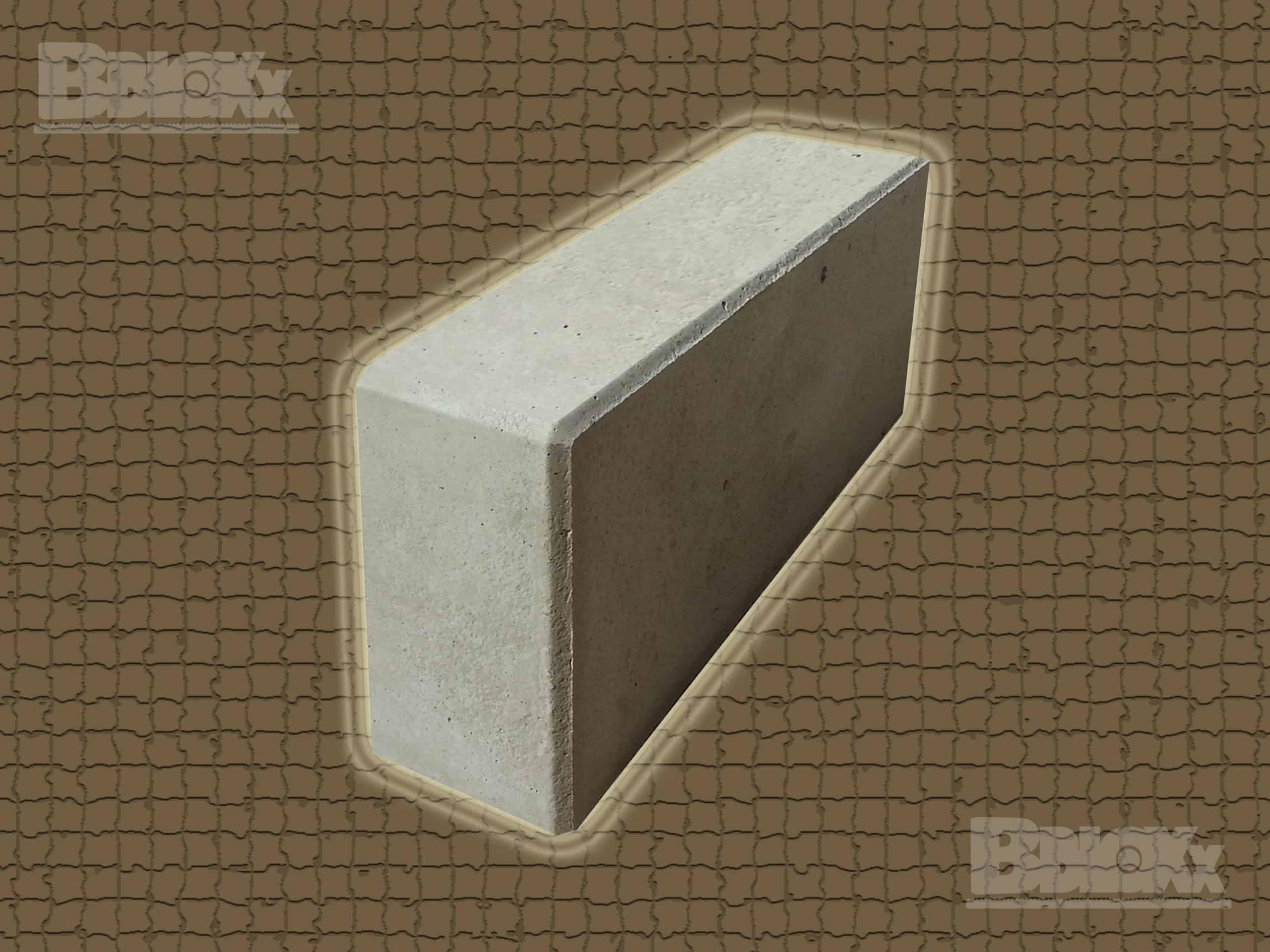 BBloxx-Schnellbaustein | 1.600 x 400 x 800 mm | Beton-Legostein, Betonblock, Beton-Stapelstein