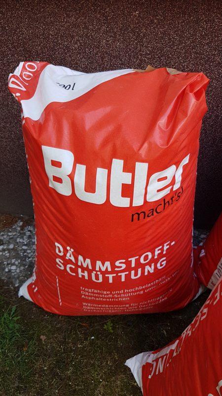 Butler Dämmstoffschüttung