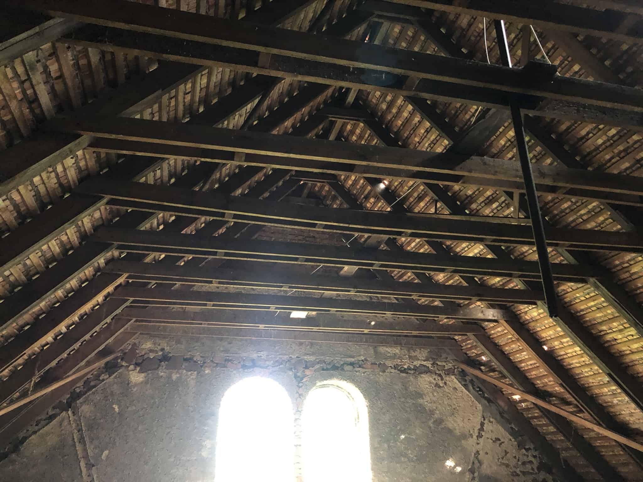 Alte Dachbinder/Brettbinder