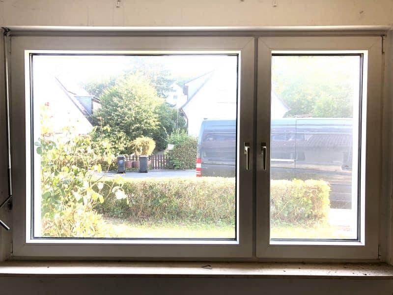 CLIMALIT 14 Kunststoff Fenster & 1 Terrassentür, 92/93, Doppelverglasung, Teilweise mit Jalousie