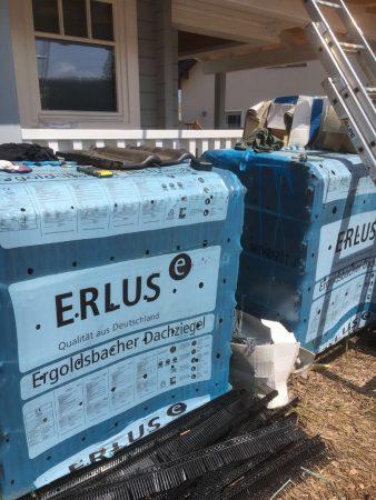 Dachziegel Erlus E58 S anthrazit