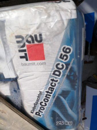 BauMit Klebespachtel, 25 kg