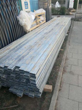 Rechteckrohr Vierkantrohr Stahl