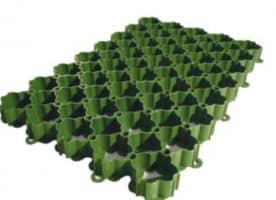 ACO Rasenwabe grün neu OVP