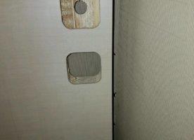 Schiebetürenrohlinge aus Massivholz