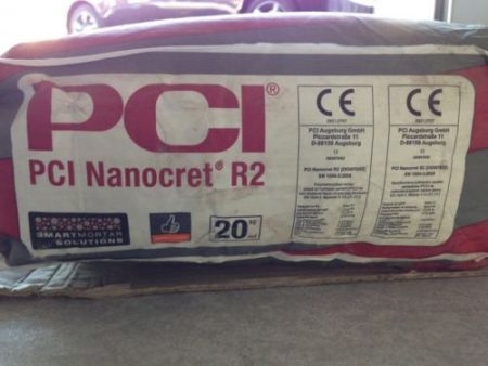 Baumaterial   PCI Nanocret R2 Reparaturmörtel