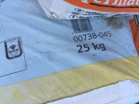 Sto-Ausgleichmörtel F 100 (25 kg)