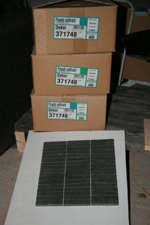 Dekorfliesen von Agrob Buchtal Platten 25x25cm