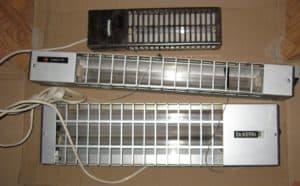 Infrarot-Wärmestrahler von Dr. Kern