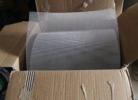 Insektenschutzgitter Alu 20cm Breite und 36 Länge