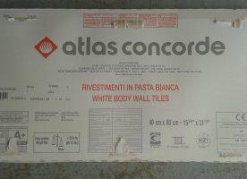 Wandfliesen Atlas Concorde 3D Blade Gypsum 3D Matt