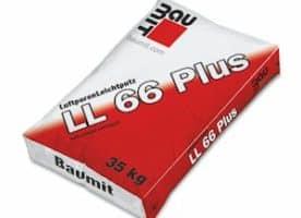 20 x LL66 Plus luftporenputz
