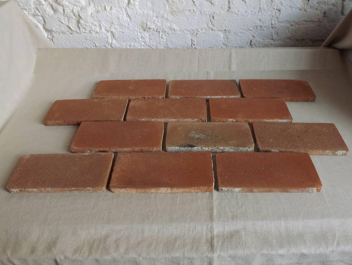 Bodenplatten Landhaus shabby chic Terracotta