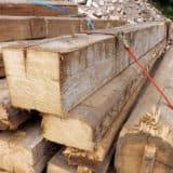 historisches Bauholz Scheunenbalken Fachwerk Altholz Balken rustikal antik gebraucht