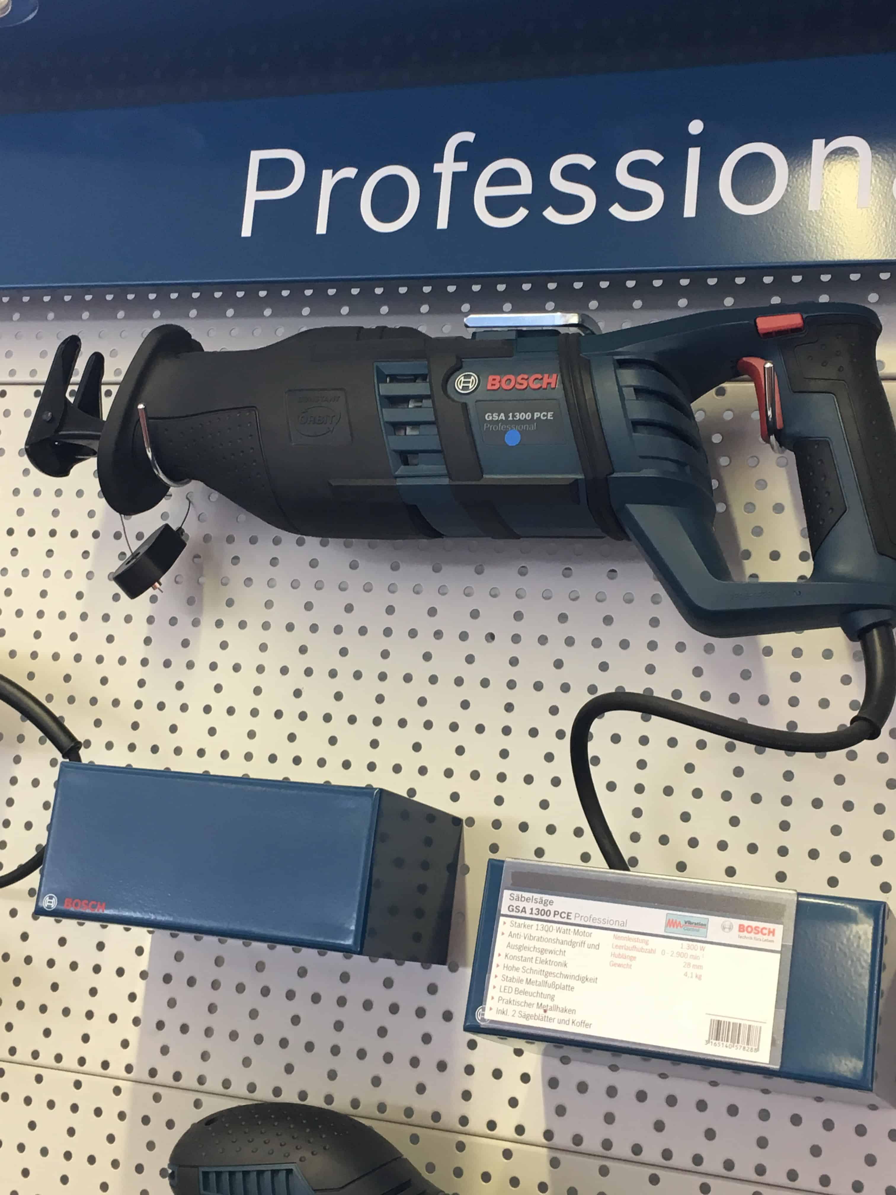 Bosch Säbelsäge GSA 1300 PCE