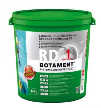 Botament RD1 Reaktivabdichtung