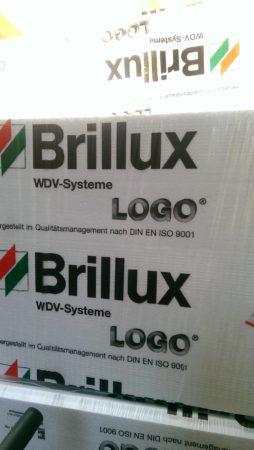 Brillux WDV-System Qju Fassaden Dämmplatten / Dämmung
