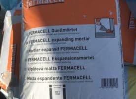 Fermacell Quellmörtel (5 Packungen)