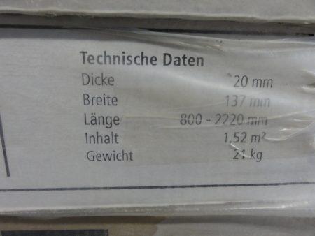 Parkett Eiche Classic Natural
