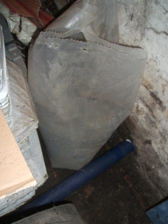 15 kg  Bitumeneinstreu Fugensplitt 2-4 mm, anthrazit, neu