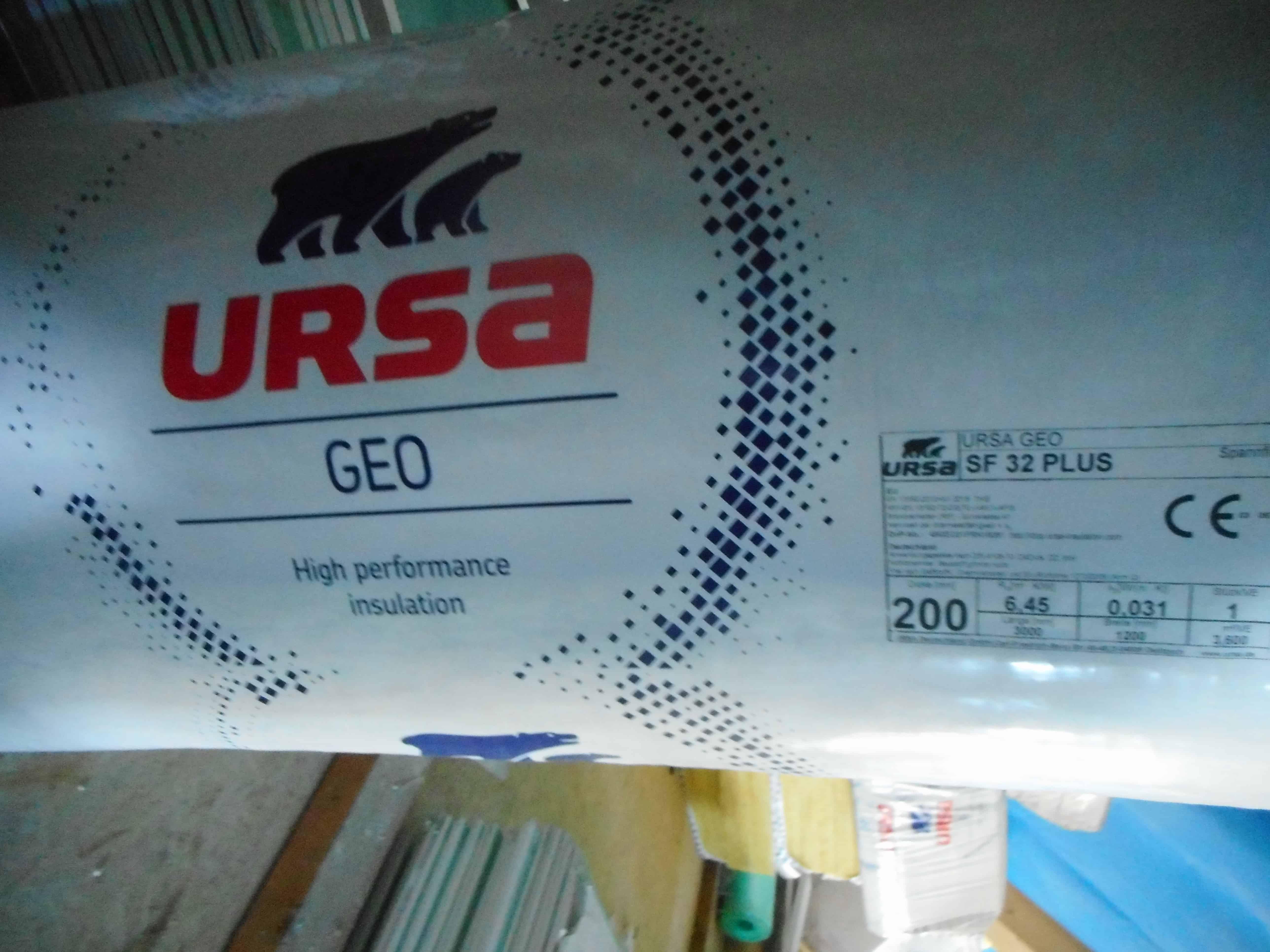 Mineralwolle URSA