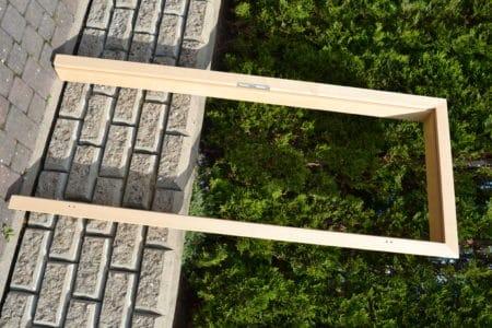 Tür-Zarge Ahorn furniert 12,5 x 73.5 x 198.5 cm DIN R