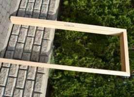Tür-Zarge Ahorn furniert 12,5 x 86 x 198.5 cm DIN L