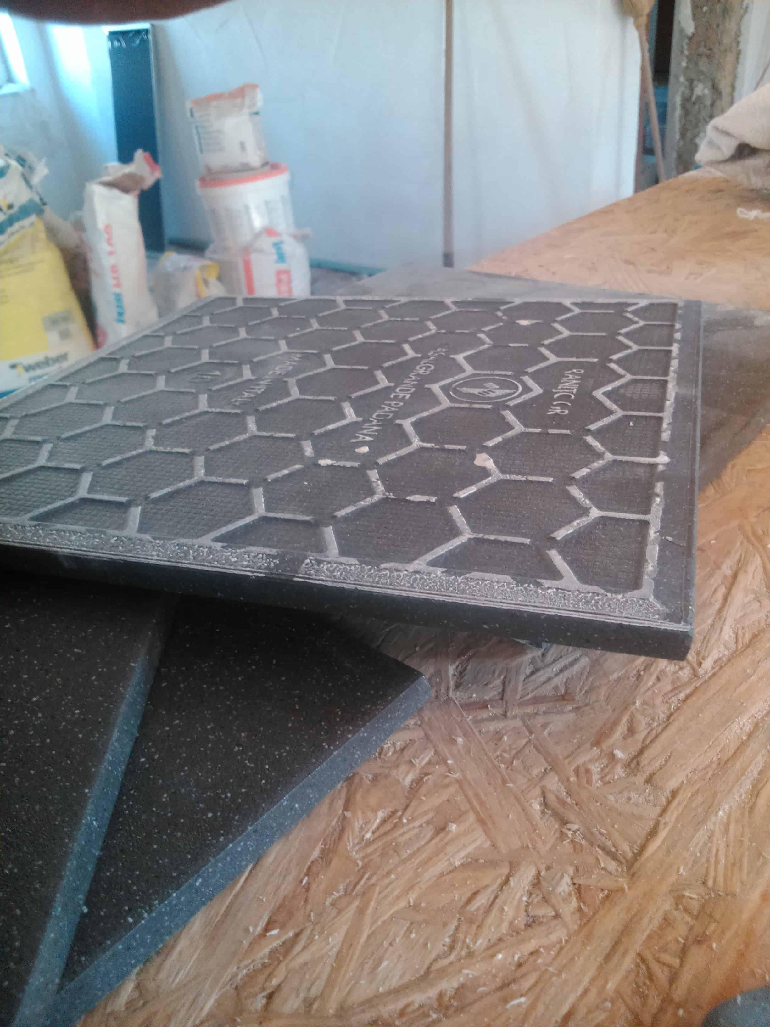 Fliesen grau anthrazit 20 20cm g nstig kaufen im baustoffhandel von restado gebraucht und neu - Fliesen anthrazit ...