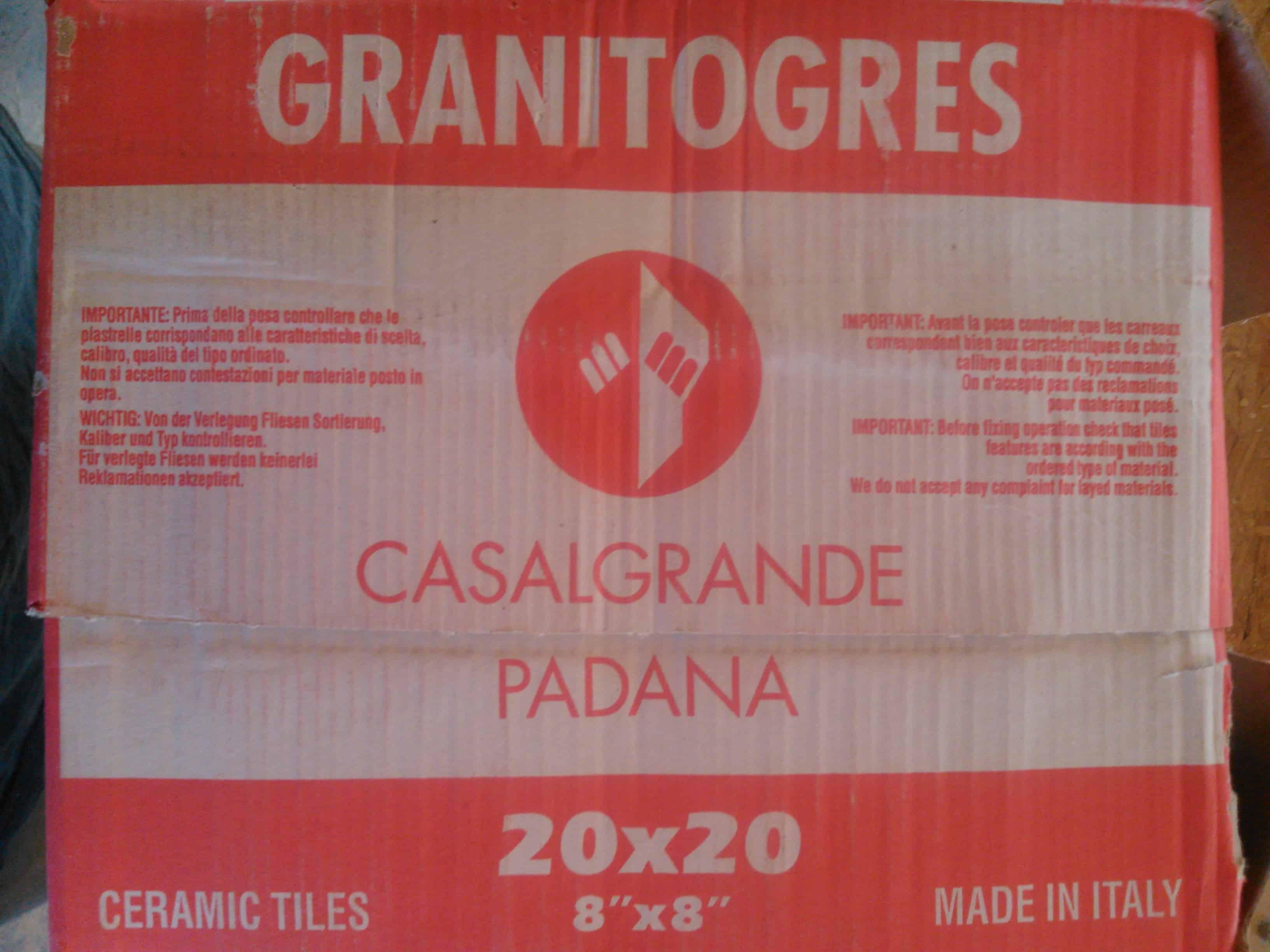 Fliesen Grauanthrazit Cm Günstig Kaufen Im Baustoffhandel Von - Fliesen kaliber
