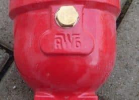 Brandag Be- & entlüfter DN 50 PN 16 nach DIN 14463-3
